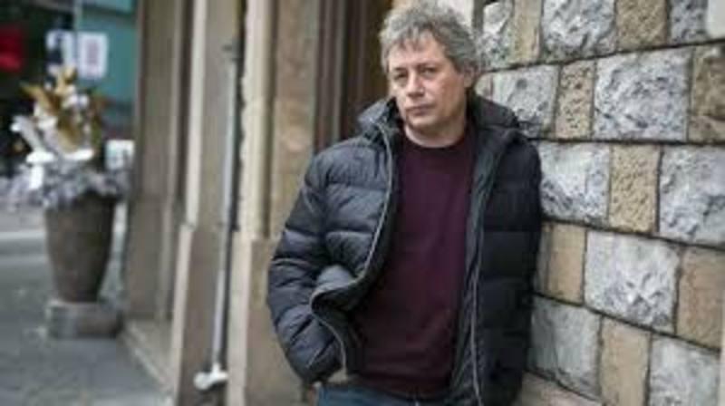 El escritor italiano Alesandro Baricco