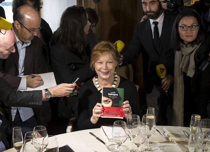 El Goncourt 2014 premia una historia de la Guerra Civil ...