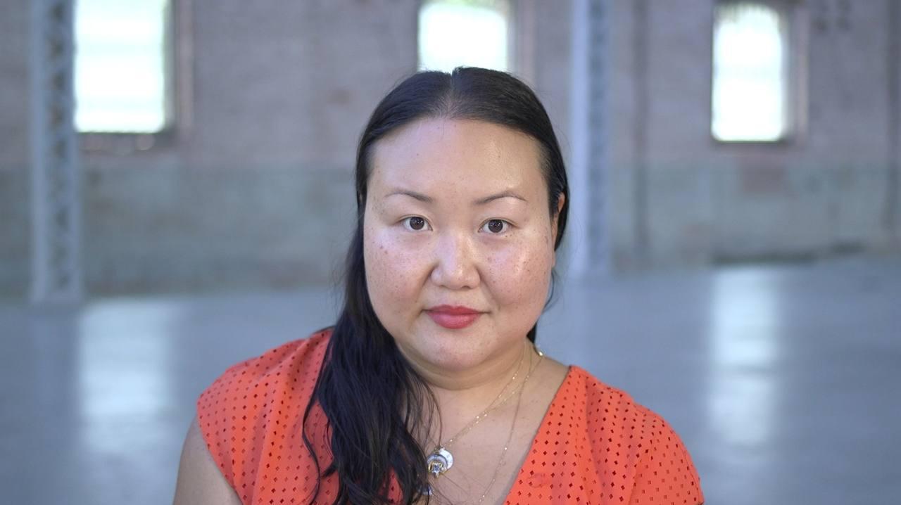 La escritora Hanya Yanagihara, autora de la novela