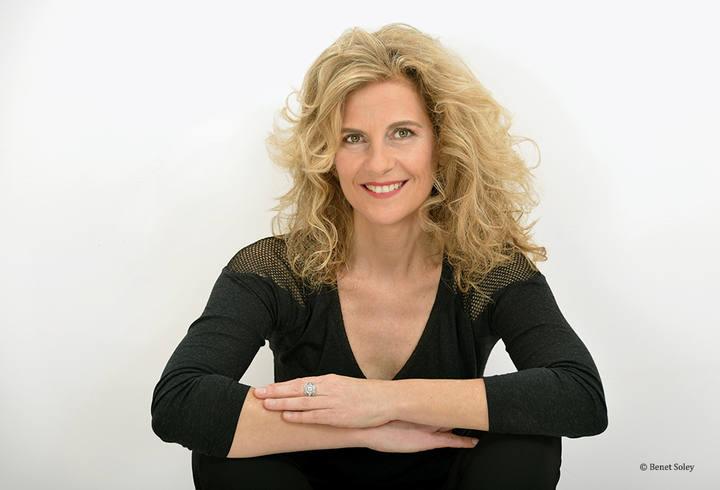 La escritora Patricia Soley.