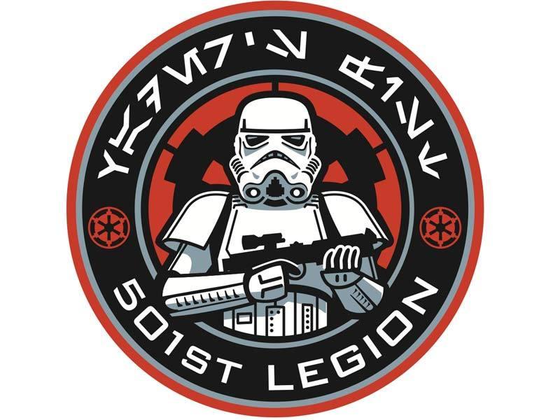 Escudo de la Legión 501