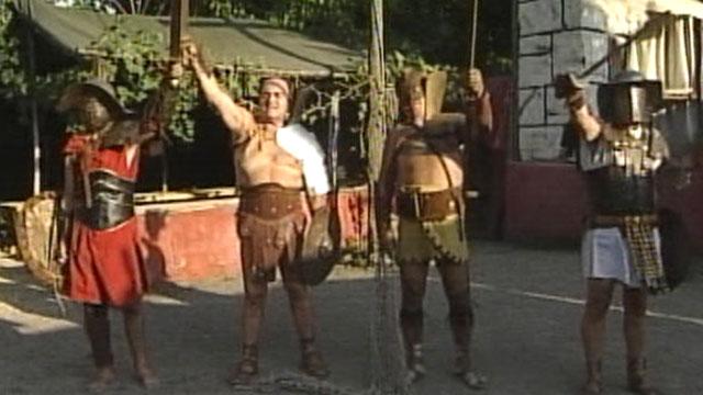 La escuela de gladiadores mejor conservada está en Austria