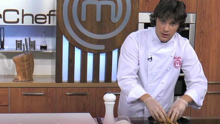 Escuela masterchef foie mi cuit - Escuela de cocina masterchef ...