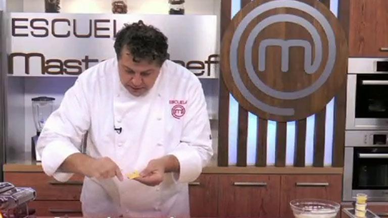 Escuela masterchef pasta fresca - Escuela de cocina masterchef ...