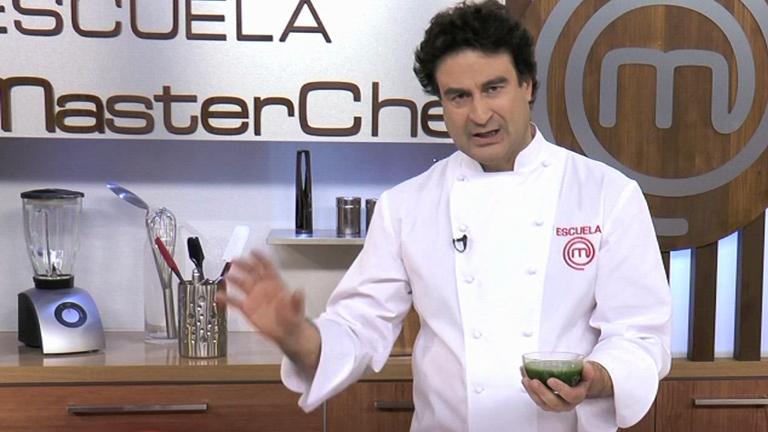 Sopa de marisco - Escuela de cocina masterchef ...