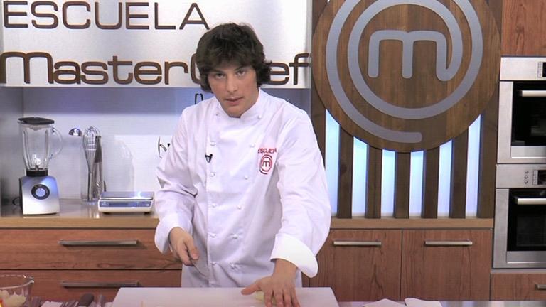 Escuela masterchef tipos de cortes juliana brunoise - Escuela de cocina masterchef ...