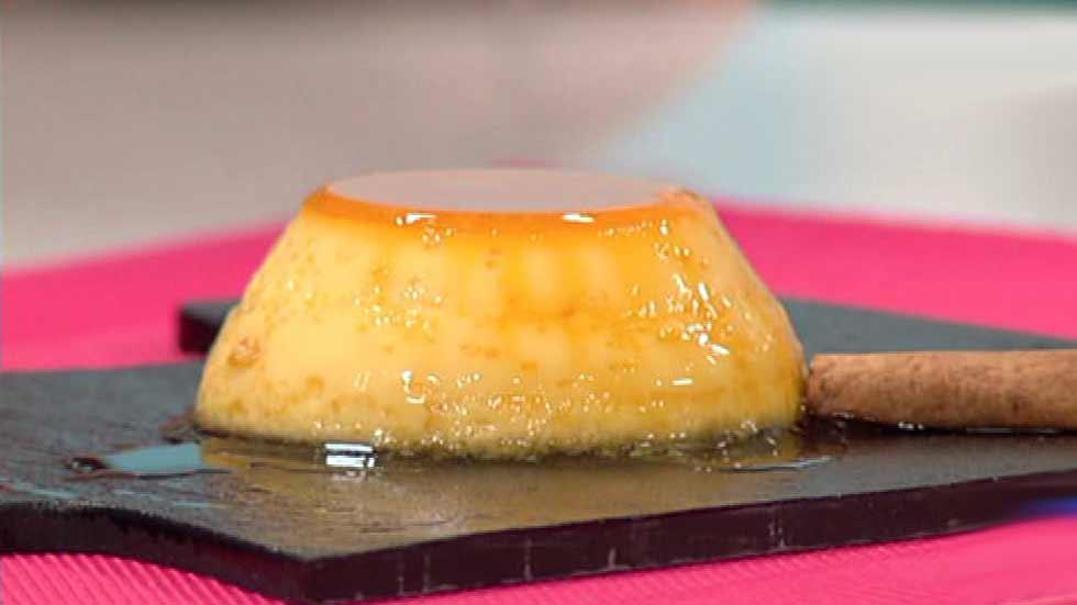 Cocina con Sergio - Escuela de Pastelería: Flan casero