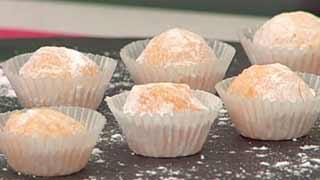 Cocina con Sergio - Escuela de Pastelería: Yemas de Santa Teresa