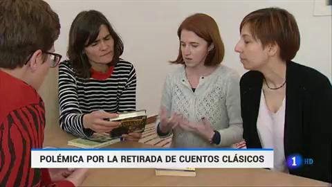 Ir al VideoEscuelas públicas catalanas retiran de sus bibliotecas cuentos clásicos por sexistas