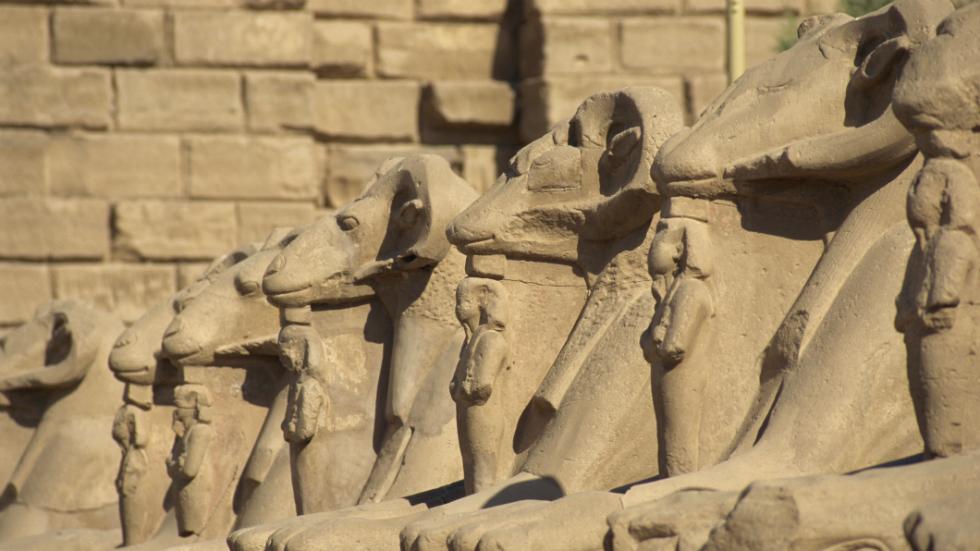 39 espacio en blanco 39 en el templo de karnak - Espacio en blanco ...