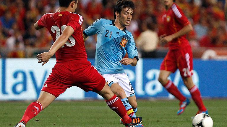 España 1 - 0 China