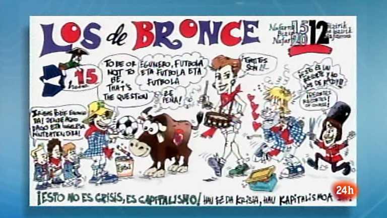 España en 24 horas - 28/06/12