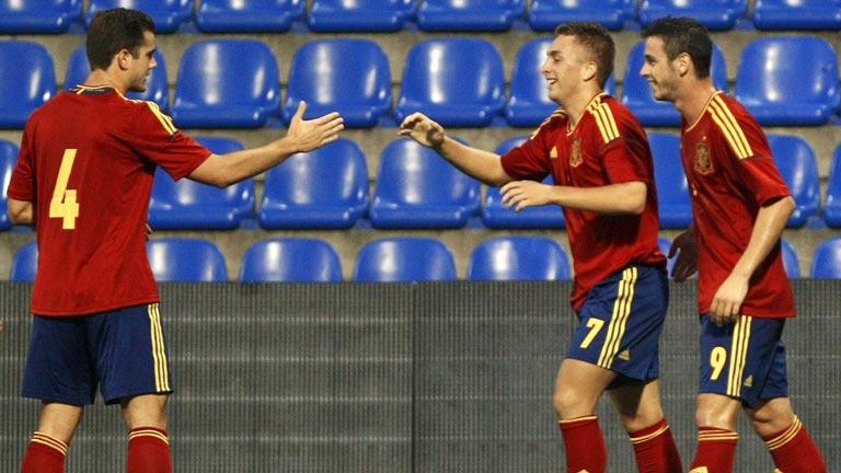 España 6 - Croacia 0, las mejores jugadas