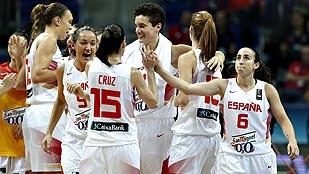 España 66 - Turquía 56