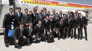 España aterriza en Gdansk (Polonia)