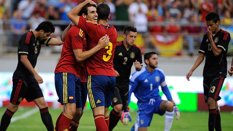 España cierra con victoria el último amistoso antes de Lond