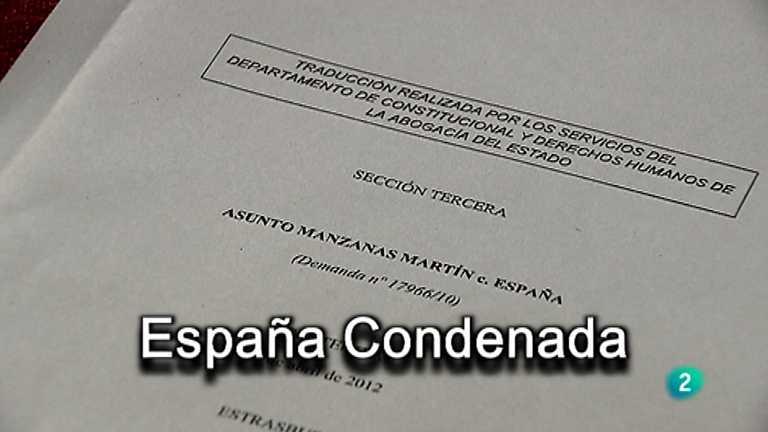 Buenas noticias TV - España condenada por maltrato religioso