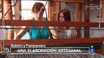 Las jarapas con más arte de la Alpujarra