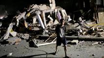 Ir al VideoEspaña envía efectivos de la UME, bomberos y sanitarios para colaborar en las tareas de rescate
