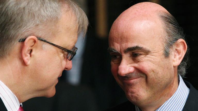España formalizará este lunes su rescate bancario