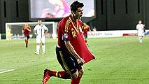 Ir al VideoEspaña e Italia sub-21 se juegan el Europeo