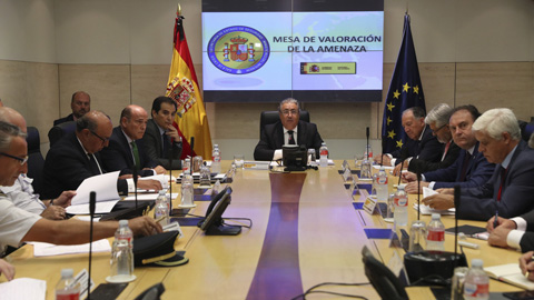 España mantiene el nivel 4 de alerta antiterrorista