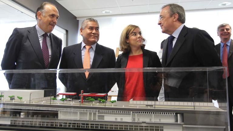 España es el primer inversor extranjero en Perú