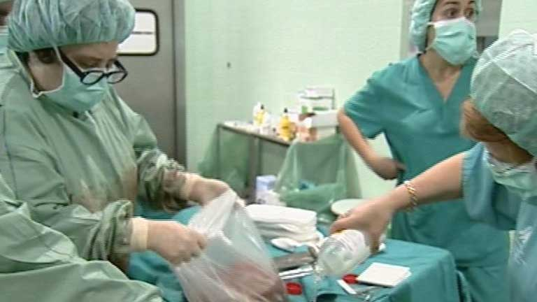 España bate un nuevo récord en materia de trasplantes