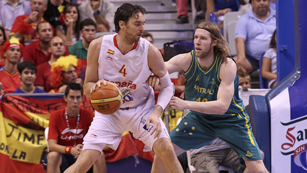 España reedita ante EEUU la final de Pekín 2008