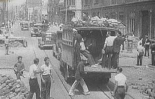 Informe semanal - La Guerra Civil, hace 70 años. España rota