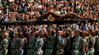 España se llena de procesiones