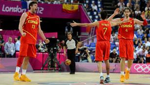España, a semifinales tras ganar a Francia