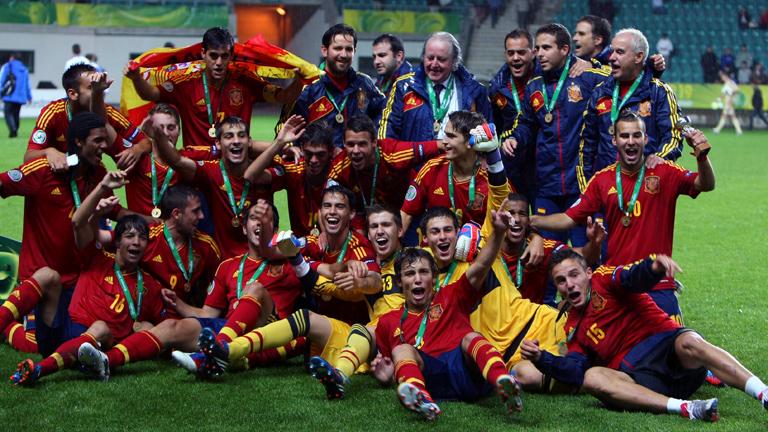 España sub-19 se proclama campeona de Europa