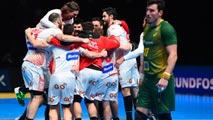 España sufre para eliminar a Brasil (27-28)