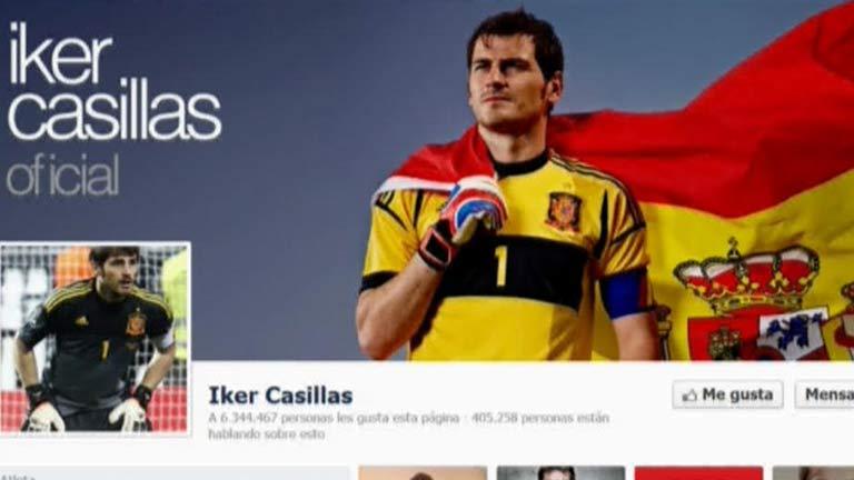 España también golea en las redes sociales