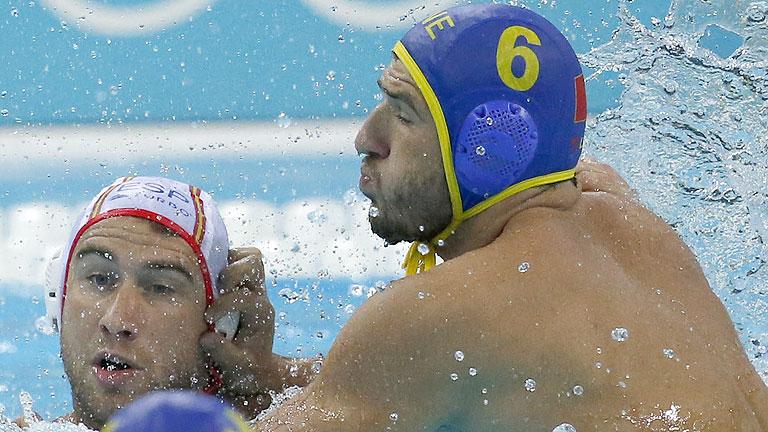 España vuelve a caer en cuartos de waterpolo lastrada por sus fallos en ataque ante Montenegro