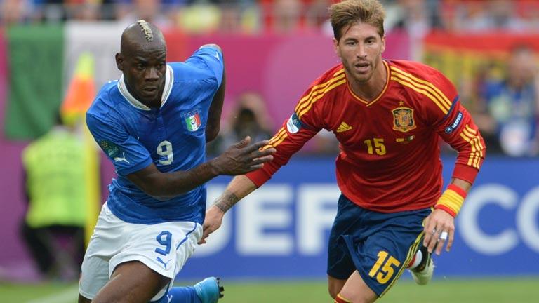 España ya trabaja la final de la Eurocopa