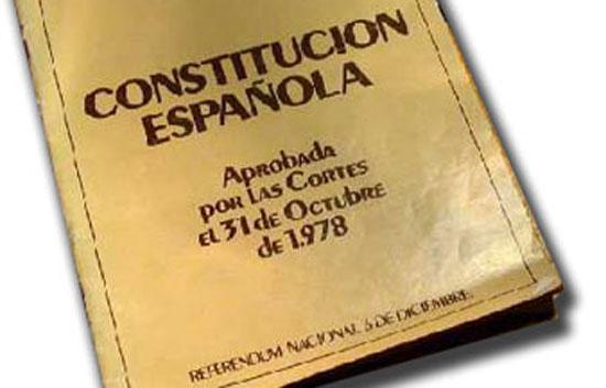 Especial Constitución Española