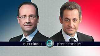 La noche en 24 horas - Especial elecciones Francia 2012. Parte 1