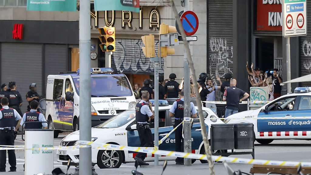 Especial Informativo - Atentado en Barcelona (3)