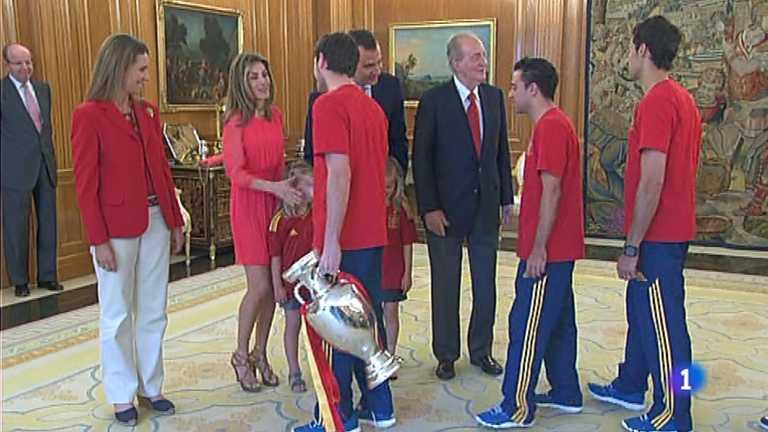 Especial informativo Eurocopa 2012, 1