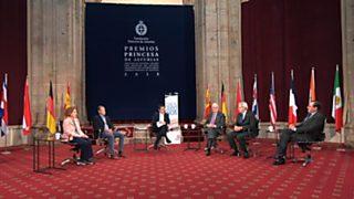 Los desayunos de TVE - Especial Premios Princesa de Asturias