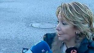 Esperanza Aguirre: Carromero no es un delincuente según la ley española