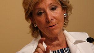 Esperanza Aguirre no sabe cuánto cobrará con la bajada del 10%