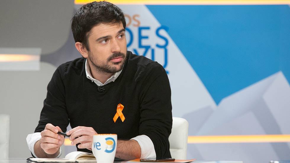 """Espinar reconoce que hay """"diferencias ideológicas"""" en Podemos"""