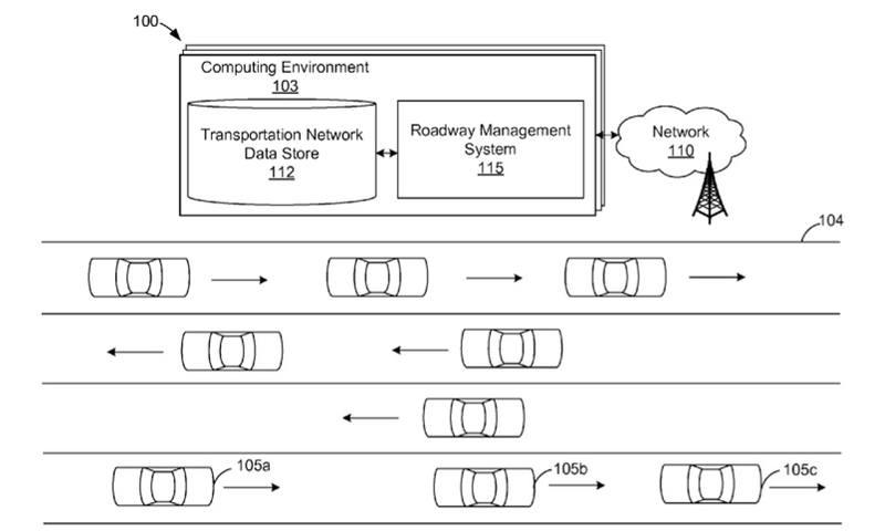 Amazon ya cuenta con la patente de su vehículo autónomo