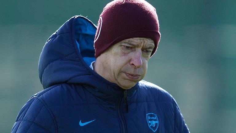 ¿Está en juego la cabeza de Wenger?