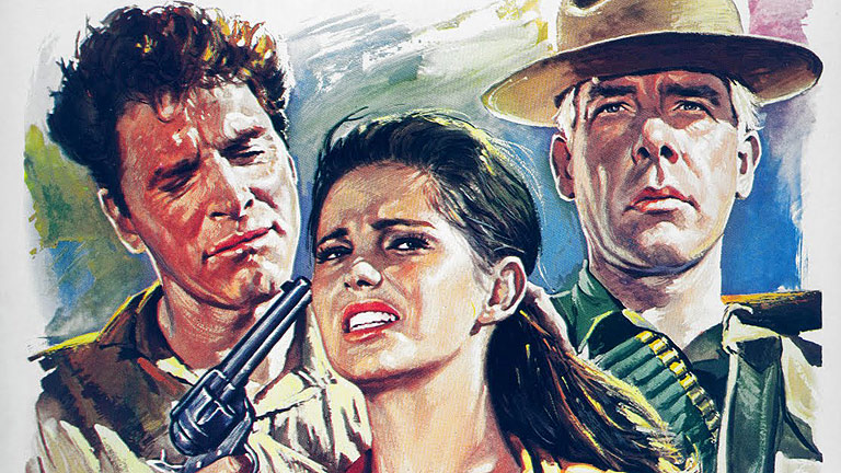 'Los profesionales', un clásico del western con Burt Lancaster y Lee Marvin en Clásicos de La 1