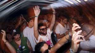 El Sónar más transgresor visto anoche en Barcelona