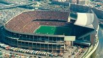 Ir al VideoEl estadio Vicente Calderón cumple cincuenta años